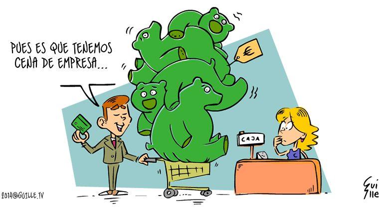 Directivos de Caja Madrid usaban 'tarjetas B' para sus gastos personales 6