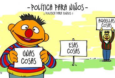 Política para Niños 14