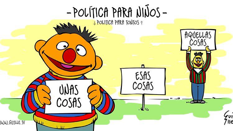 Política para Niños 1